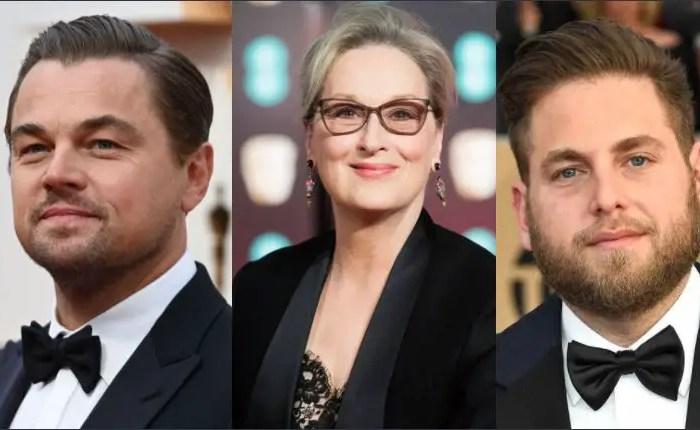Leonardo DiCaprio, Meryl Streep, & Jonah Hill Join Jennifer Lawrence In Adam McKay's 'Don't Look Up'