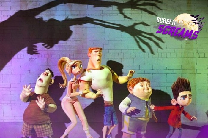 Screen Screams: 'ParaNorman' (2012) Review