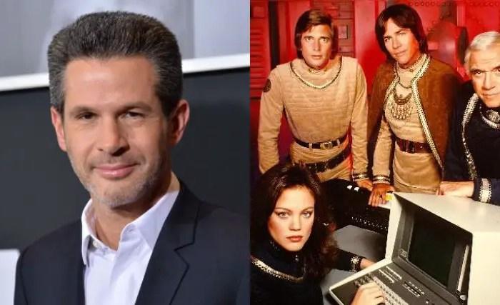 'X-Men: Dark Phoenix' Director Simon Kinberg To Write & Produce Universal's 'Battlestar Galactica'