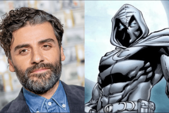 'Moon Knight' Disney+ Series Casts Oscar Isaac In Titular Role