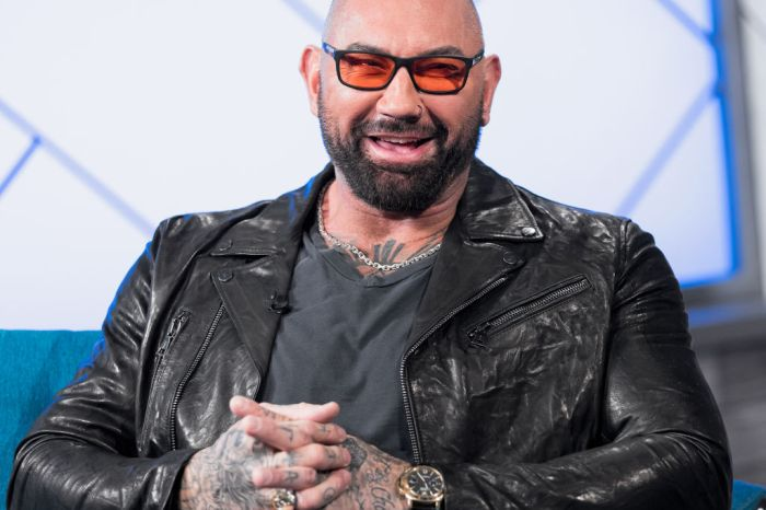Dave Bautista To Star In 'Rampage' Director Brad Peyton's Sci-Fi Thriller 'Universe's Most Wanted'