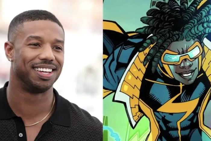 Michael B. Jordan To Produce DC's 'Static Shock' Movie
