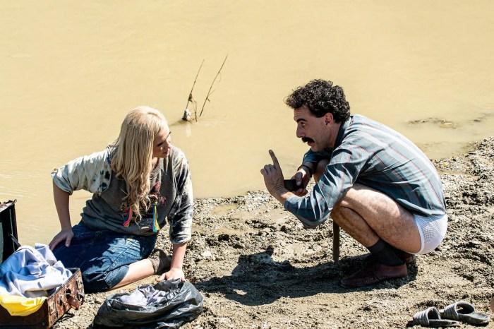 "'Borat Subsequent Moviefilm' Review: ""Transcending The Bit"""