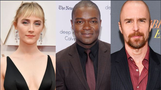 Saoirse Ronan, David Oyelowo, & Sam Rockwell To Star In Searchlight's Untitled Murder Mystery
