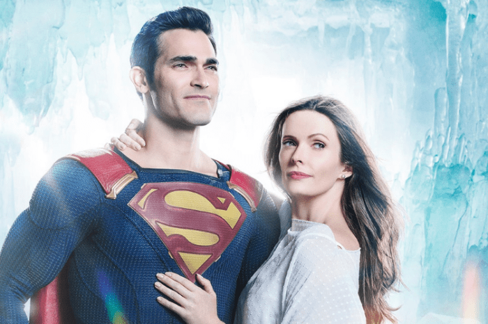 'Superman & Lois' Set Photos Reveal First Look At Superman's New Suit
