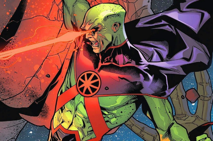 First Look At 'Zack Snyder's Justice League' Martian Manhunter Revealed