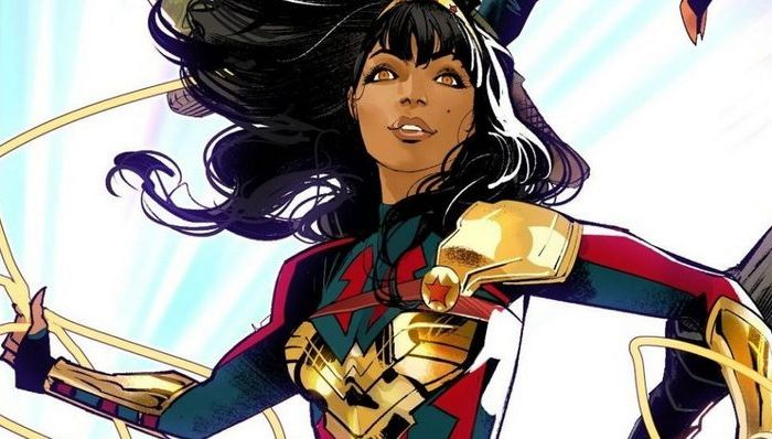 'Wonder Girl' TV Series Focusing On Yara Flor In The Works At The CW
