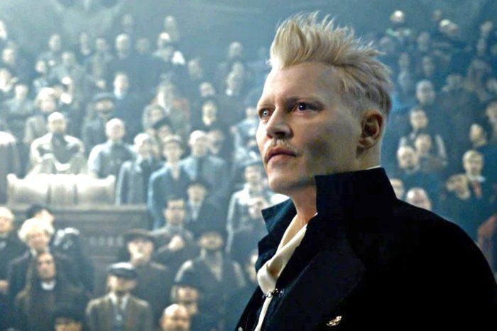 Johnny Depp Departs 'Fantastic Beasts' Franchise