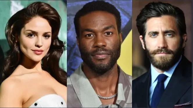 Eiza González & Yahya Abdul-Mateen II Join Jake Gyllenhaal In Michael Bay's 'Ambulance'