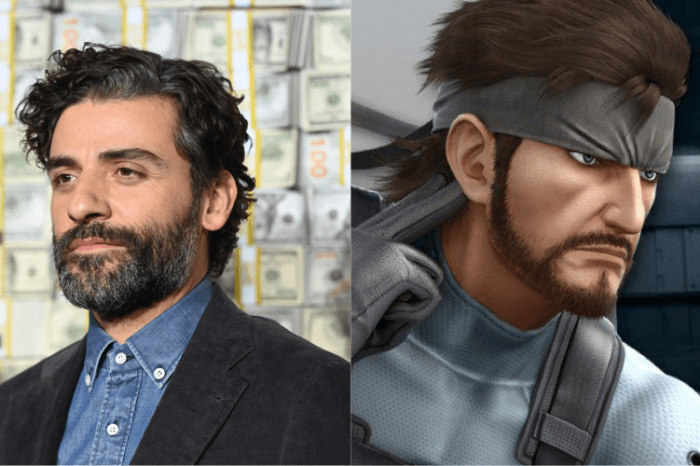 Oscar Isaac Cast As Solid Snake In Sony's 'Metal Gear Solid' Film