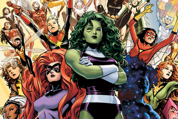 RUMOR: 'A-Force' Project In Active Development At Marvel