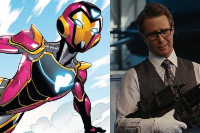 Riri Williams & Justin Hammer Will Reportedly Appear In 'Armor Wars'