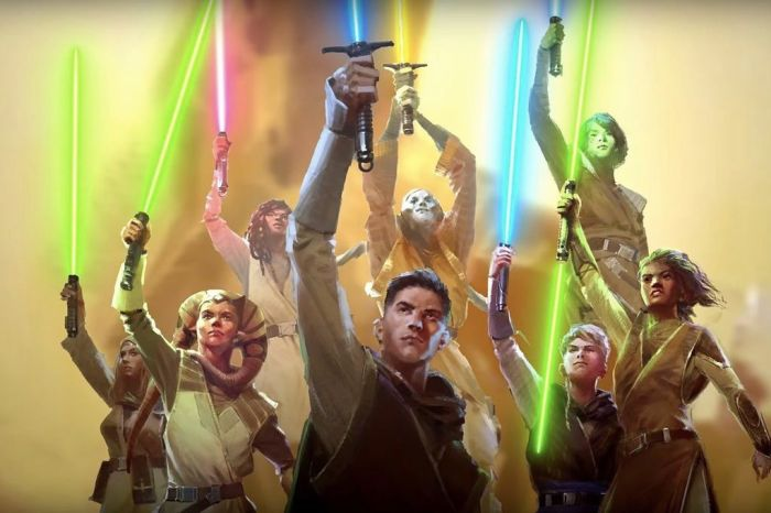 'Star Wars: The High Republic' Animated Series Rumored To Be In Development