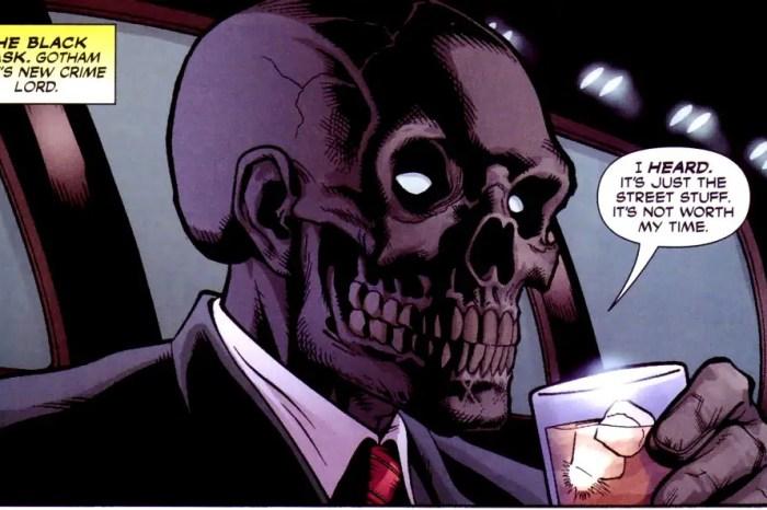 Black Mask Confirmed To Appear In 'Batwoman' Season 2