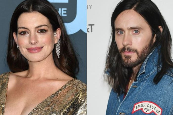 Anne Hathaway & Jared Leto To Star In Apple TV's 'WeCrashed' Series