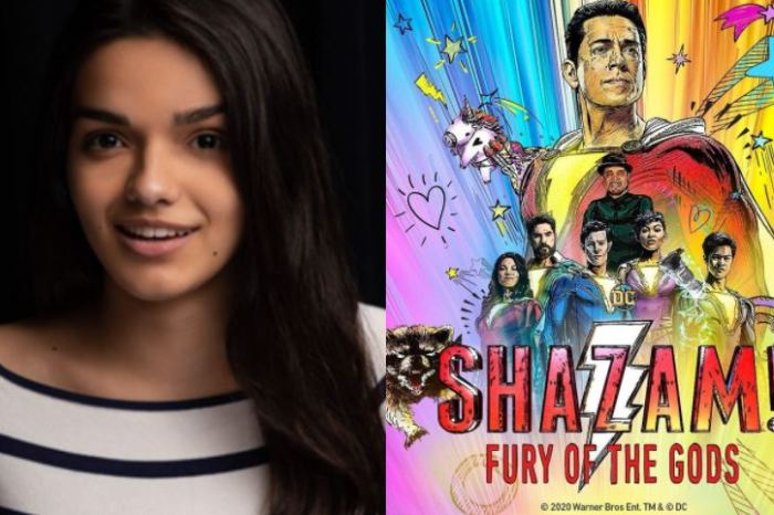 'West Wide Story' Star Rachel Zegler Joins The Cast Of 'Shazam: Fury Of The Gods'
