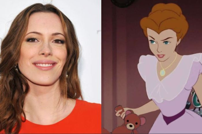 Rebecca Hall Reportedly Joins Disney's 'Peter Pan & Wendy' As Mrs. Darling