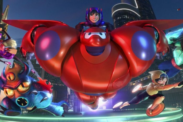'Big Hero 6' Characters Reportedly Coming To The MCU