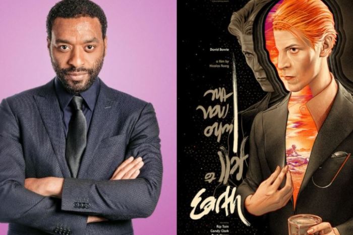 Chiwetel Ejiofor To Star In 'The Man Who Fell To Earth' Series Adaptation For Paramount+