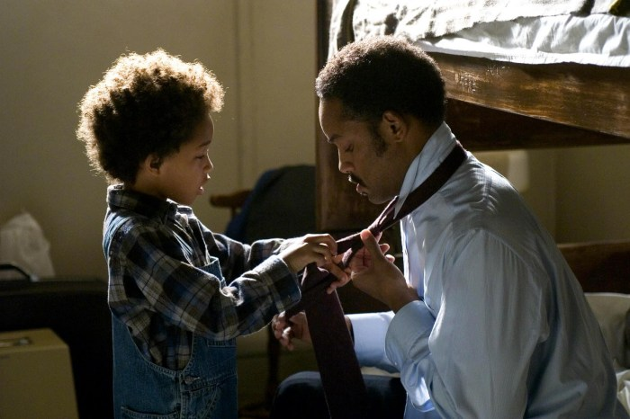 """Black History In Film: 'The Pursuit of Happyness' Review - """"It All Feels Real"""""""