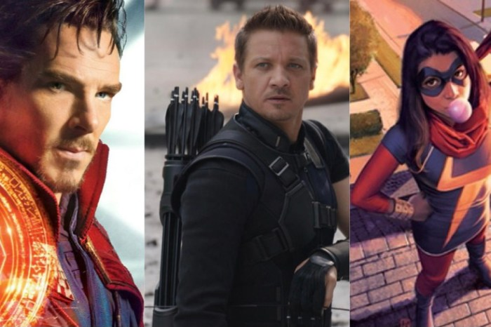 'Doctor Strange 2', 'Hawkeye' & 'Ms. Marvel' Character Designs Revealed In New Concept Art