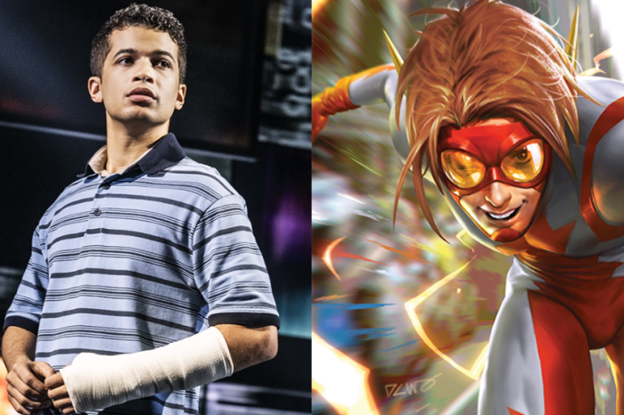Broadway Star Jordan Fisher Joins 'The Flash' Season 7 As Bart Allen AKA Impulse