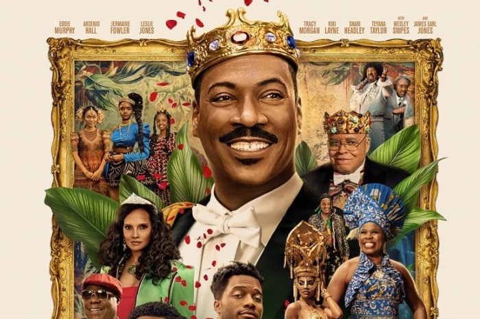 """'Coming 2 America' Review: """"A Welcome Wave of Comedic Nostalgia"""""""