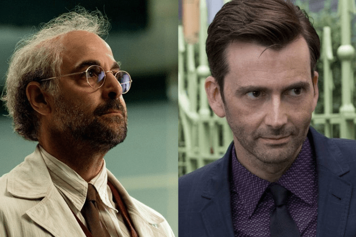 Stanley Tucci & David Tennant To Star In Netflix & BBC's 'Inside Man'