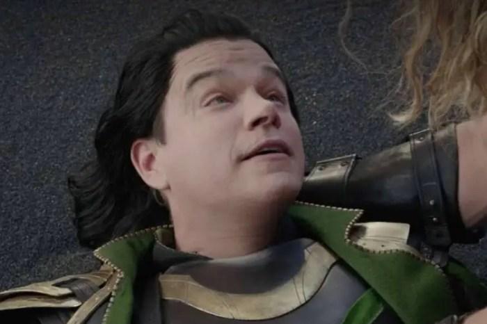 'Thor: Love And Thunder' Set Photos Reveal Matt Damon's Role