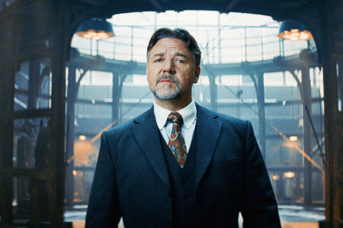 Russell Crowe Joins Cast Of 'Thor: Love And Thunder'