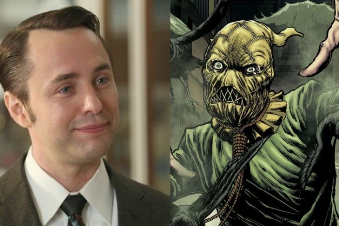 'Titans' Adds 'Mad Men' Actor Vincent Kartheiser As Scarecrow