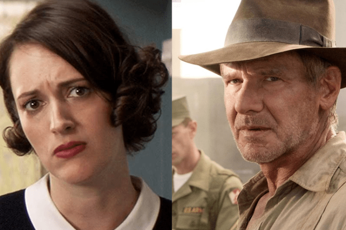 'Indiana Jones 5' Taps Phoebe Waller-Bridge To Co-Star With Harrison Ford