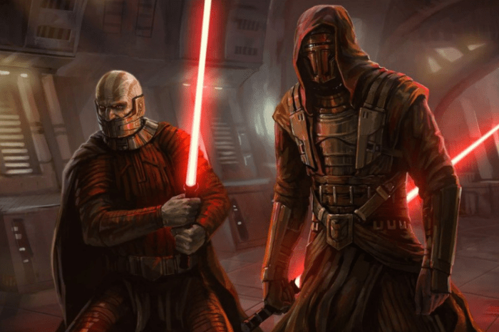 Darth Revan Will Reportedly Appear In An Upcoming 'Star Wars' Project