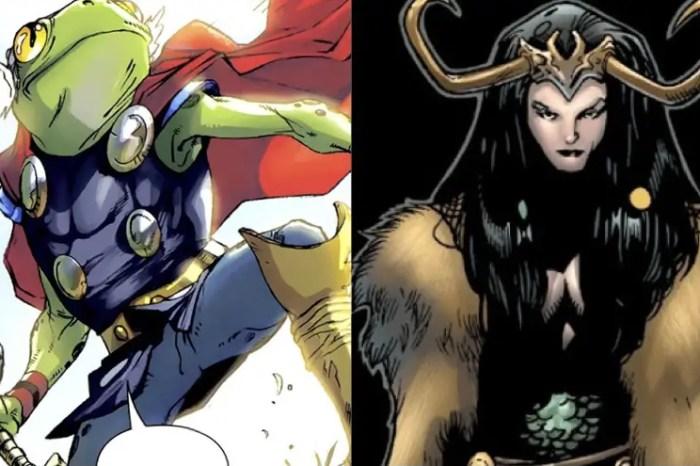 Potential 'Loki' Figures Suggest Throg & Lady Loki Will Appear