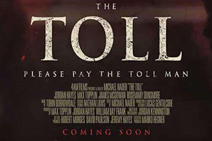 "'The Toll' Review: ""A Disappointing Price to Pay"""