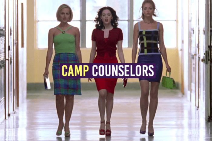 Camp Counselors: Courtney Shayne
