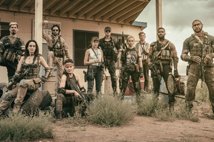 """'Army of the Dead' Review: """"A Zombified Universe"""""""