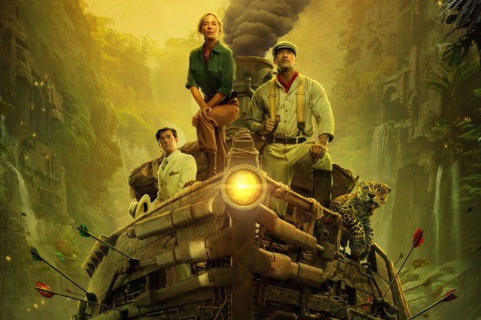 Dwayne Johnson & Emily Blunt's 'Jungle Cruise' To Premiere On Disney+ & In Theaters Simultaneously