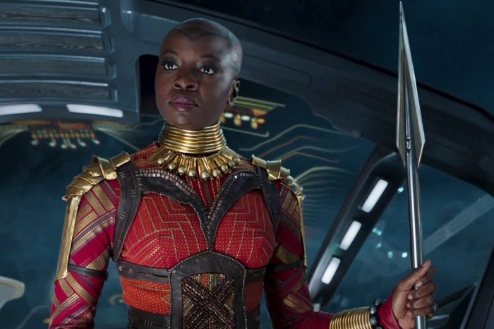 Danai Gurira Will Reportedly Return As Okoye In Wakanda Disney+ Series