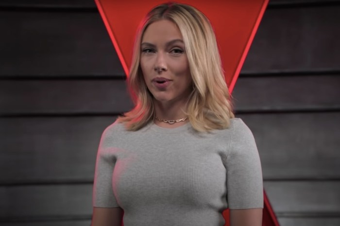Scarlett Johansson To Star In & Produce Disney's 'Tower of Terror' Movie