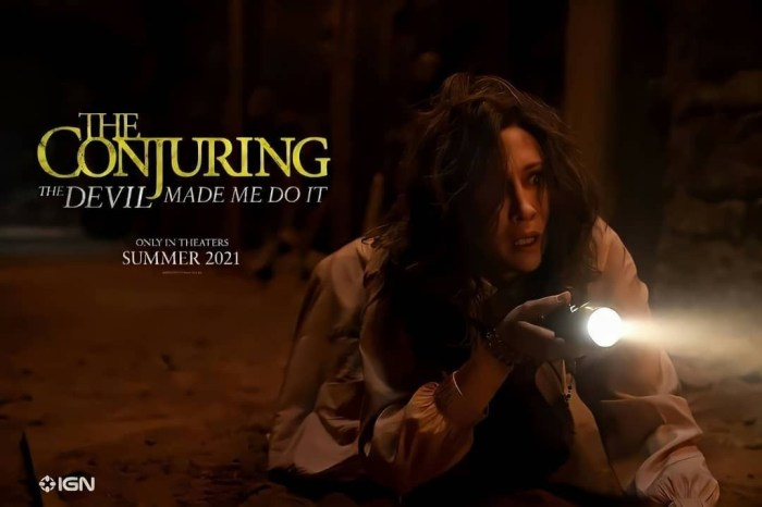 """'The Conjuring: The Devil Made Me Do It' Review: """"A Fascinating Departure"""""""