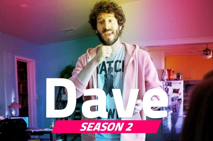 """'Dave' S2, Ep1 - """"International Gander"""" Review: """"Calling Out Culture Vultures"""""""