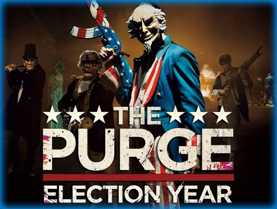 Full Circle Flashback: 'The Purge: Election Year' Review
