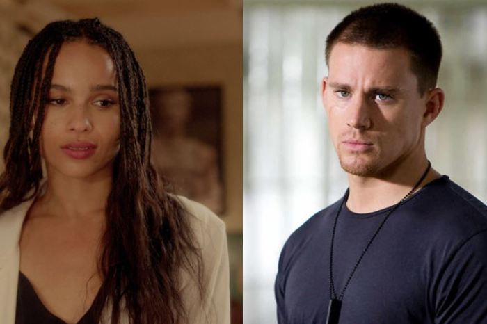 Zoë Kravitz To Make Directorial Debut With 'Pussy Island' Starring Channing Tatum