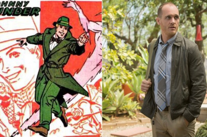 'Stargirl': Ethan Embry To Reportedly Play Johnny Thunder In Season 2