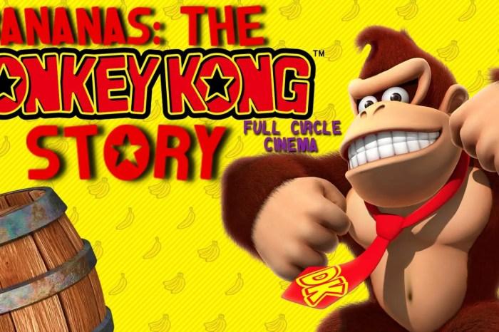Bananas: The Donkey Kong Story