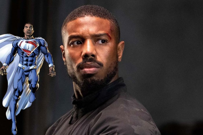 Michael B. Jordan Developing New 'Superman' Project For HBO Max