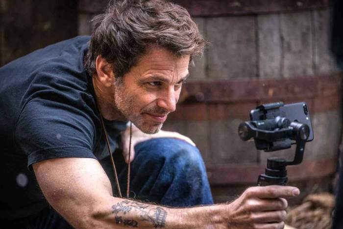 Zack Snyder To Direct Sci-Fi Adventure 'Rebel Moon' For Netflix