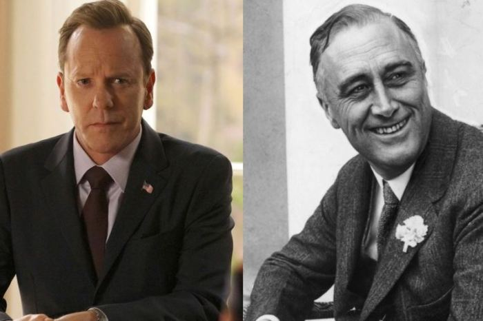 Kiefer Sutherland To Play Franklin D. Roosevelt In Showtime's 'First Lady' Series