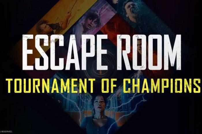 "'Escape Room: Tournament of Champions' Review: ""A Fun Little Diversion"""